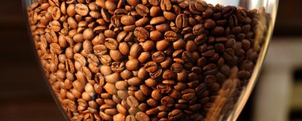 De geur van versgemalen koffie...