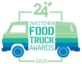 Nominatie 24 Kitchen Foodtruck Awards