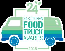 Nominatie 24 Kitchen Foodtruck Awards